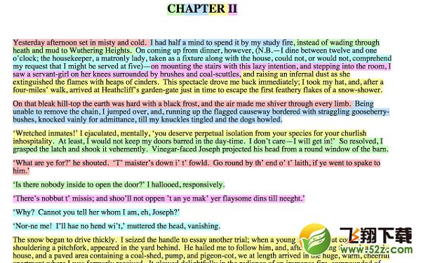 Text Highlighter For Chrome(文本高亮插件)V0.1.0.1 免费版_52z.com