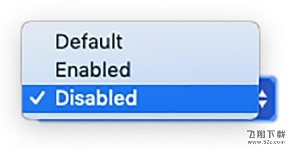谷歌Chrome浏览器禁止隐藏url的www前缀方法教程_52z.com