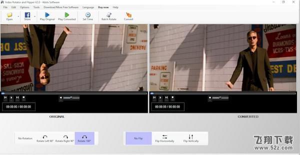 4dots Video Rotator and FlipperV3.1 官方版_52z.com