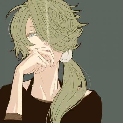 男生二次元吸烟的头像动漫伤感 动漫男生帅气冷酷抽烟的头像2018精选图片