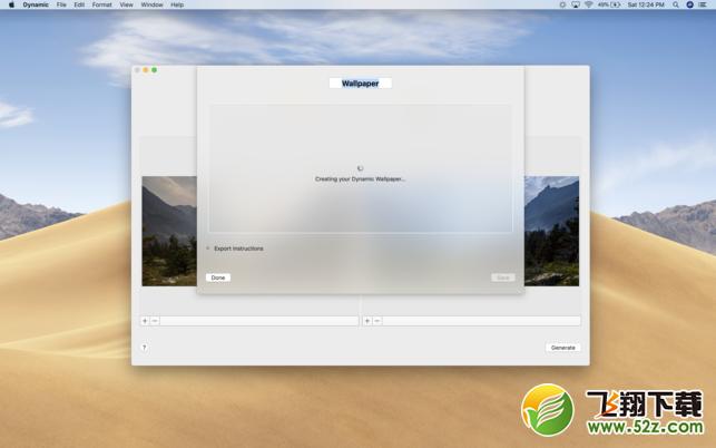 DynamicV1.0 Mac版_52z.com