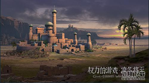 完美画风!《权力的游戏 凛冬将至》再现经典维斯特洛大陆_52z.com