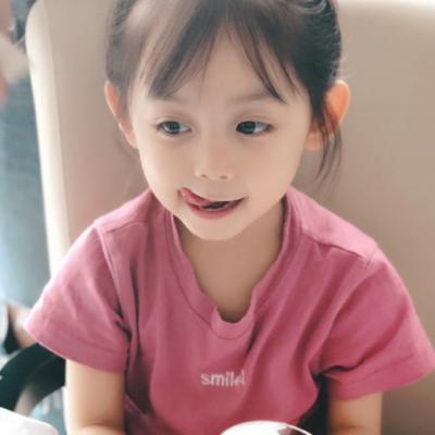 可爱的小女孩头像超萌2018最新 2018各种卖萌的可爱小女孩头像精选