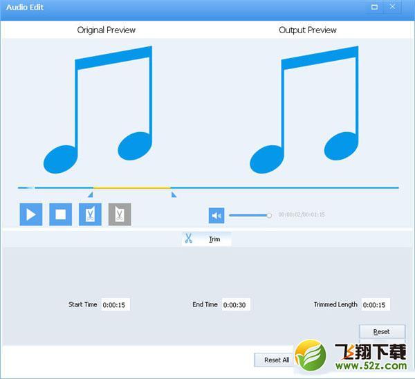 Faasoft Audio ConverterV5.4.18.6270 中文版_52z.com