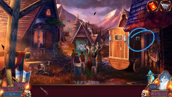 密室逃脱影城之谜4第二关图文攻略