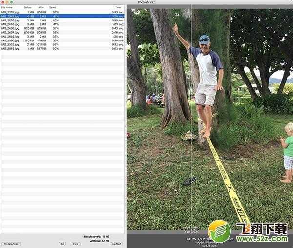 PhotoShrinkrV1.0.5 Mac版_www.feifeishijie.cn