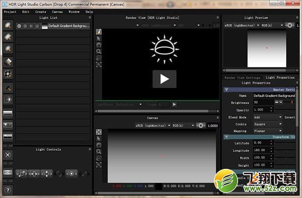 HDR Light StudioV5.8 免费版_www.feifeishijie.cn