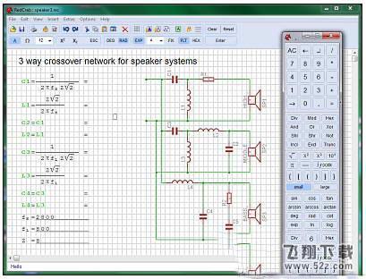 RedCrab The Calculator数学公式编辑器V6.23 免费版_52z.com