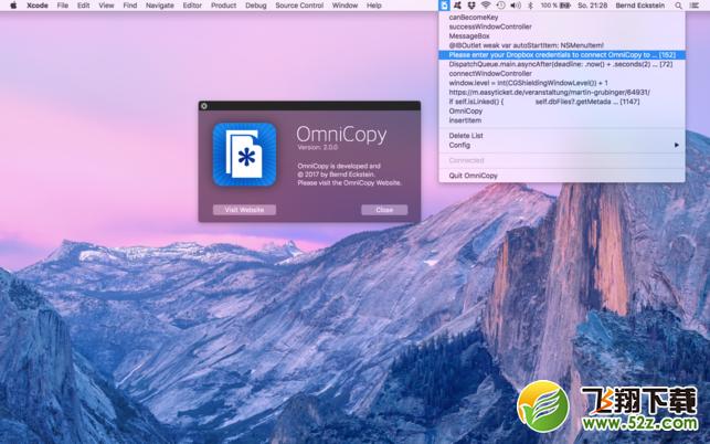 OmniCopyV2.0.5 Mac版_52z.com
