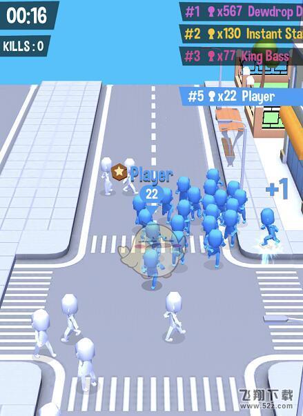 CrowdCity游戏击败对手方法介绍