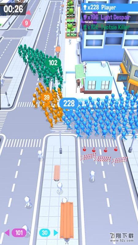 Crowd City无限体力V1.1 破解版_52z.com