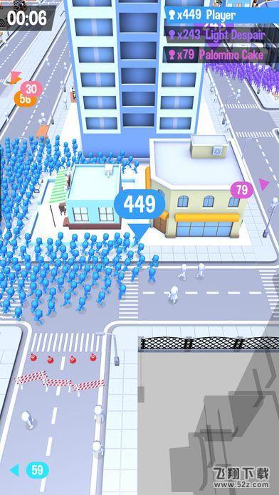 Crowd City游戏界面中文翻译一览