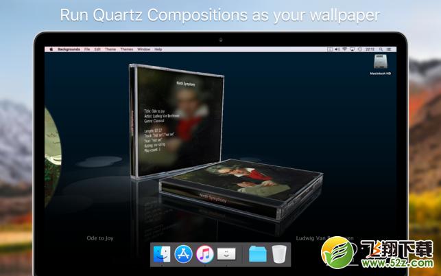 BackgroundsV6.0 Mac版_52z.com