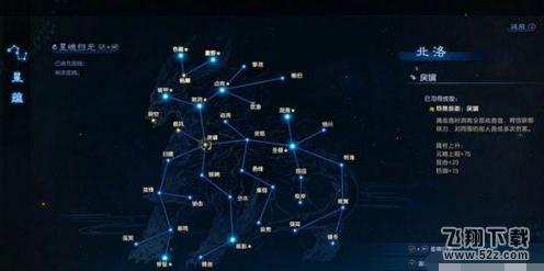 古剑奇谭3北洛星蕴技能加点攻略_52z.com