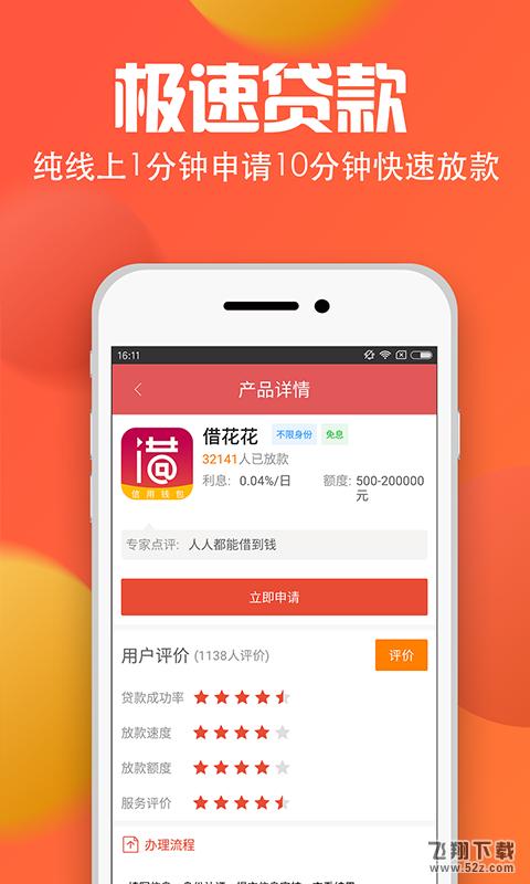 利息低的借钱app原创推荐