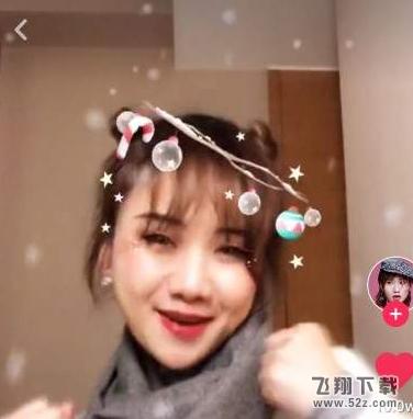 抖音app圣诞换装特效拍摄方法教程_52z.com