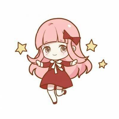 00后女生专属卡通头像可爱萌 可爱甜美女生个性卡通头像2019最新图片