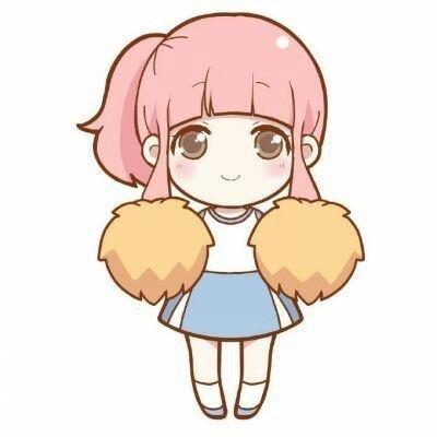 00后女生专属卡通头像可爱萌 可爱甜美女生个性卡通头像2019最新