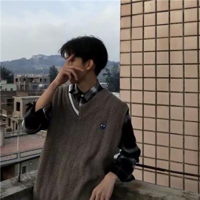 禁欲系男生头像帅帅的高清 禁欲系冷酷帅哥男头像图片大全2019最新图片