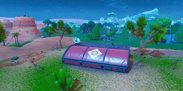 堡垒之夜第七赛季第四周挑战任务一图流攻略