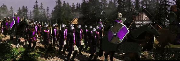 中世纪王国战争游戏玩法特色_52z.com
