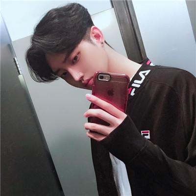 qq头像2019男生手机控挡脸霸气头像 男生手机控头像挡脸图片大全2019