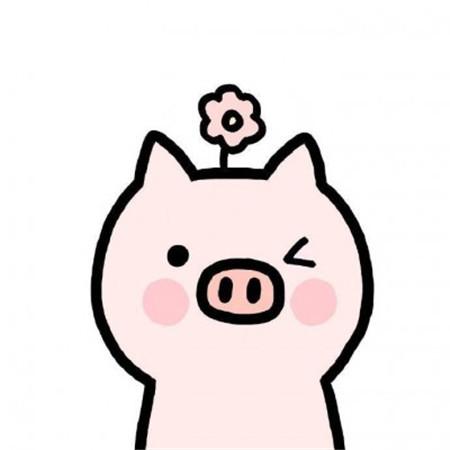 可爱卡通小猪图片_卡通猪图片大全可爱呆萌_2019猪猪图片超可爱高清无水印_飞翔教程