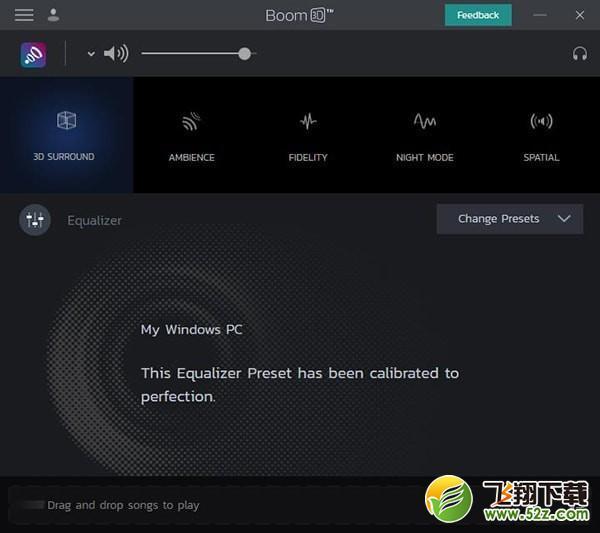 Boom 3D WindowsV1.0.6 免费版_52z.com
