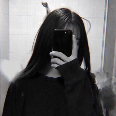 2019黑白情侣头像单独两张独一无二 情侣最新头像一人一张黑白2019图片