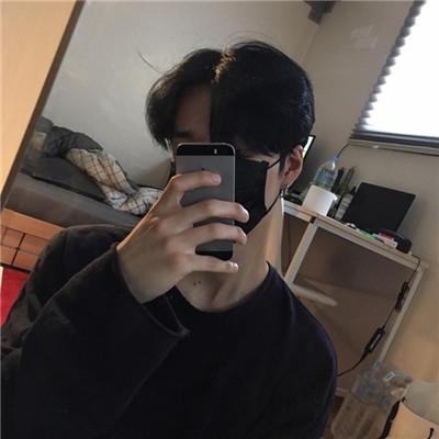男生手机控头像挡脸图片大全2019 高清手机控男生头像帅气有个性