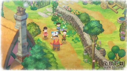 《哆啦A梦:大雄的牧场物语》发售时间介绍_52z.com
