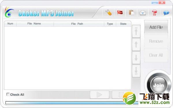 Okoker MP3 Joiner(mp3合并软件)V5.5.1 官方版_52z.com