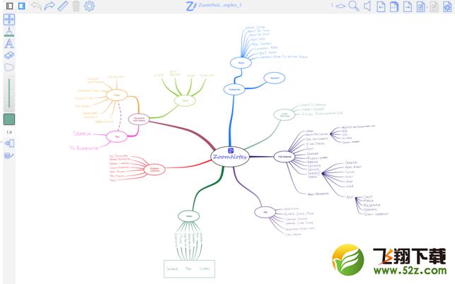 ZoomNotes DesktopV8.01 Mac版_52z.com