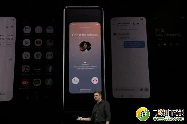 三星首款折叠手机价格配置一览_52z.com