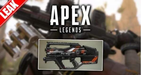 APEX英雄L-STAR轻机枪更新预览