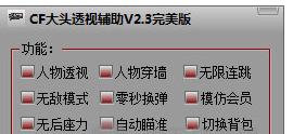 CF大头透视辅助_52z.com