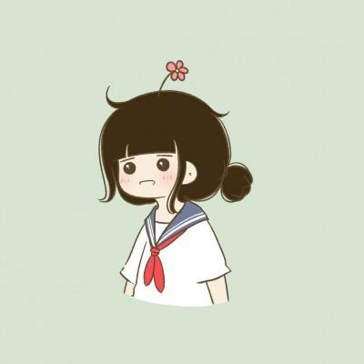 情侣头像卡通可爱一对 2019抖音最火呆萌可爱情侣头像大全图片