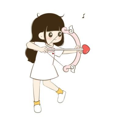 情侣头像卡通可爱一对 2019抖音最火呆萌可爱情侣头像大全_52z.com