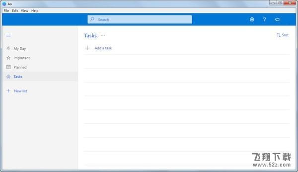 Ao(任务清单软件)V6.8.0 官方版_52z.com
