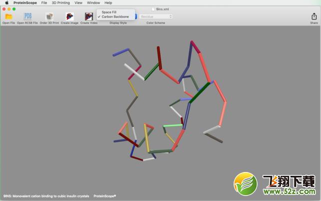 ProteinScopeV1.0 Mac版_52z.com