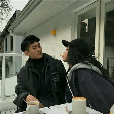 2019最新情侣头像韩范双人霸气潮 最火情侣头像霸气一男一女2019精选_52z.com