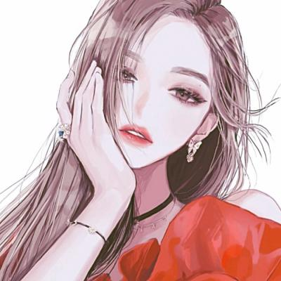 女生动漫头像可爱漂亮2019最新 2019最新可爱呆萌女生头像图片_52z.com