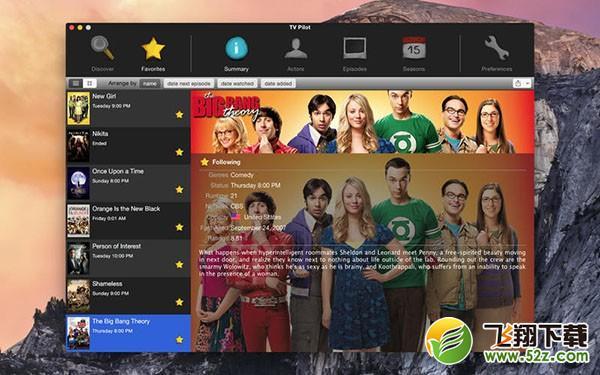 TV Pilot for MacV2.1.0 Mac版_52z.com