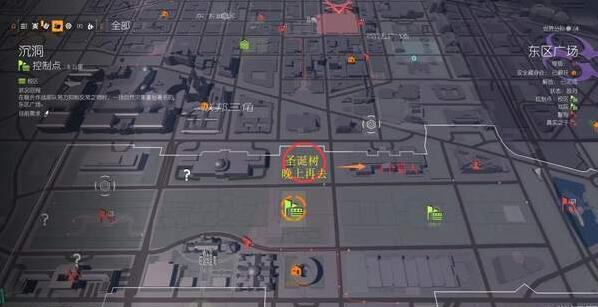 全境封锁2七个面具分布位置及触发方法_52z.com