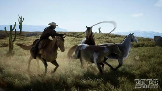 西部狂徒驯服马匹方法攻略