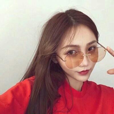 红色系女生头像可爱大全 超好看的女生微信头像2019