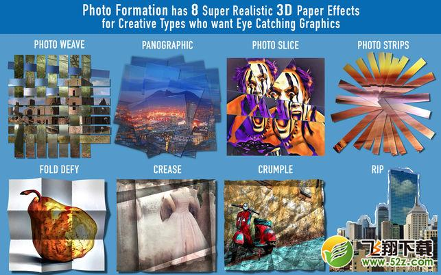 Photo FormationV1.0.5 Mac版_52z.com