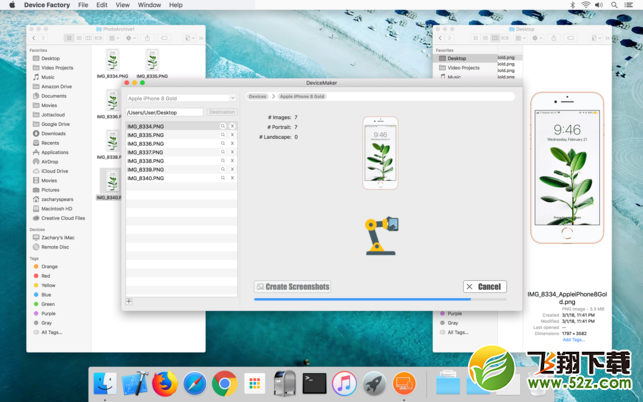 Device FactoryV1.3.0 Mac版_52z.com