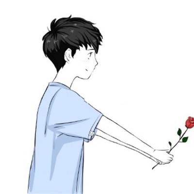 有爱的卡通情侣头像一人一张 简单可爱的卡通情侣头像一人一张图片