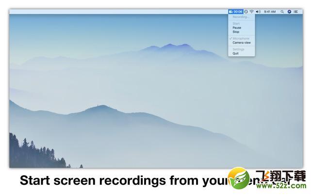ScreencastV2.7 Mac版_52z.com